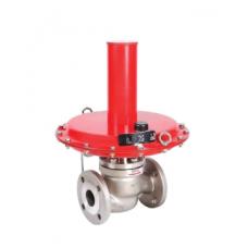 Саморегулирующийся клапан-регулятор на малые давления серии- ZZV