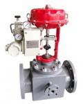 Односедельные, интеллектуальные регулирующие клапаны серии -  YSIQ(D)10J