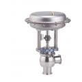 S100 Гигиенический запорно-регулирующий клапан